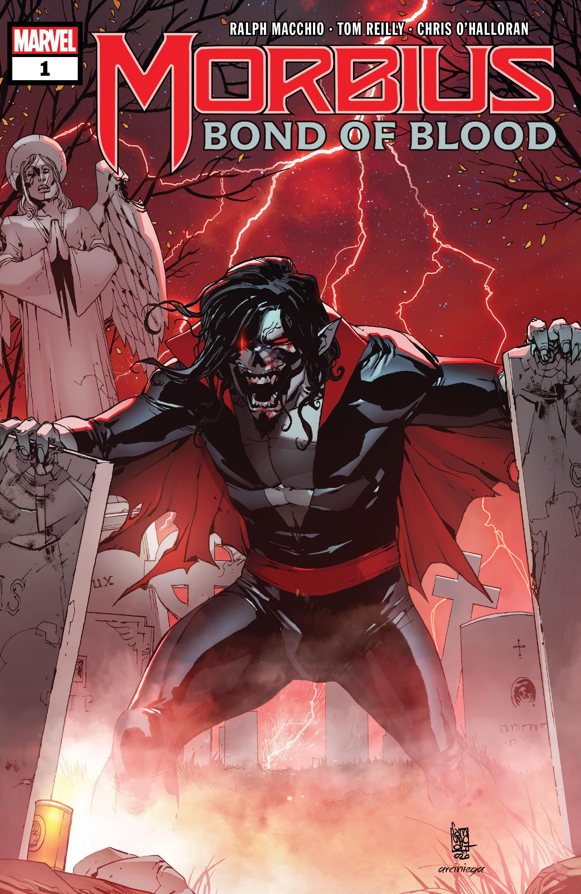 Morbius: Bond of Blood Vol 1 1