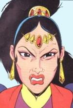 Morgana (Earth-93121)