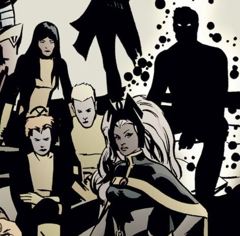 New Mutants (Earth-9997)/Gallery