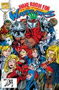 New Warriors Vol 1 51