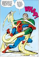 Peter Parker (Earth-616) and William Baker (Earth-616) from Amazing Spider-Man Annual Vol 1 1
