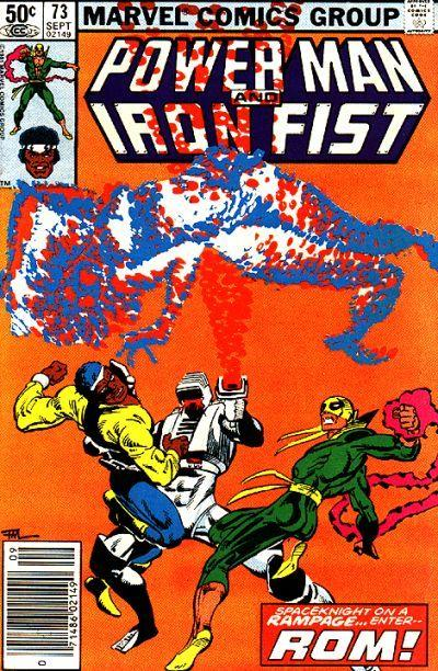 Power Man and Iron Fist Vol 1 73