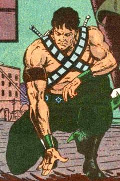 Ron Takimoto (Earth-616)