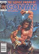 Savage Sword of Conan Vol 1 163