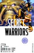 Secret Warriors Vol 1 12