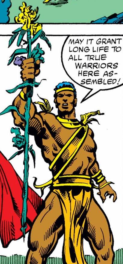 Shango (Vodū) (Earth-616)