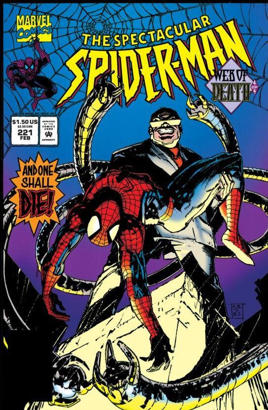 Spectacular Spider-Man Vol 1 221