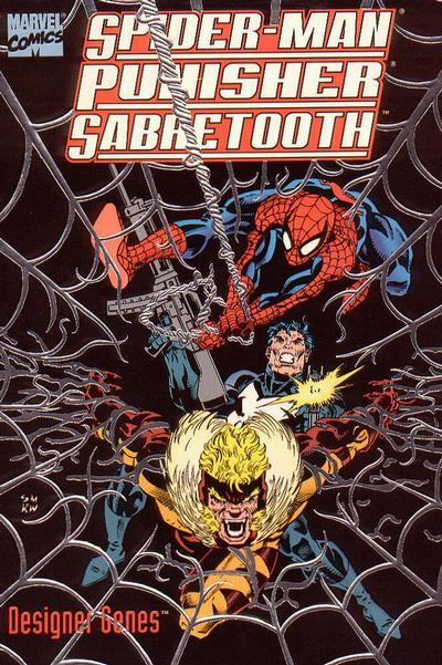 Spider-Man, Punisher, Sabertooth: Designer Genes Vol 1 1