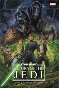 Star Wars Episode VI Return of the Jedi Vol 1 1