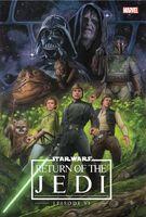 Star Wars Episode VI Return of the Jedi Vol 1 1