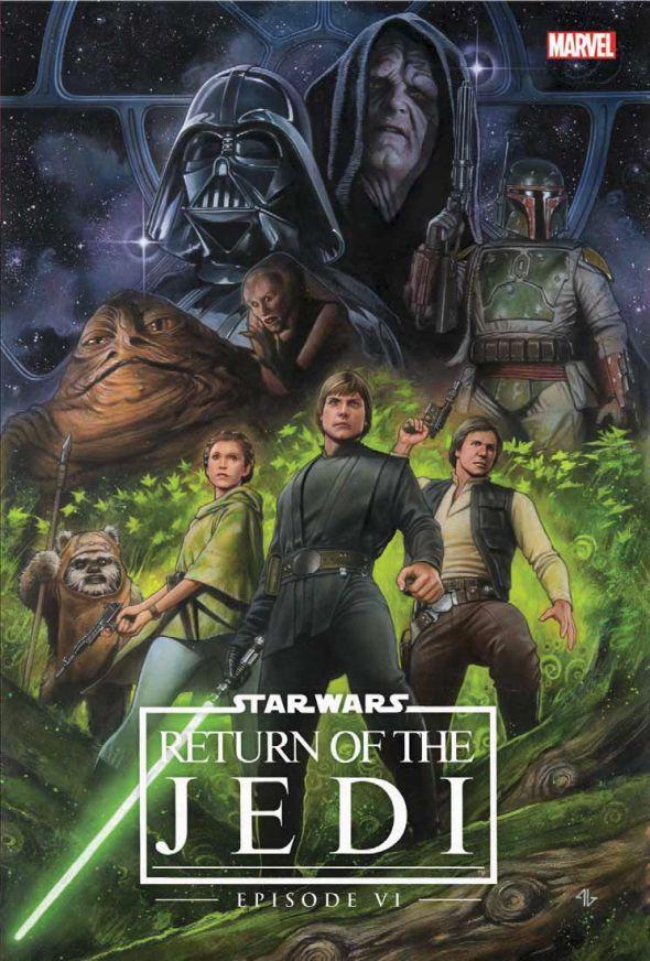 Star Wars: Episode VI - Return of the Jedi Vol 1 1