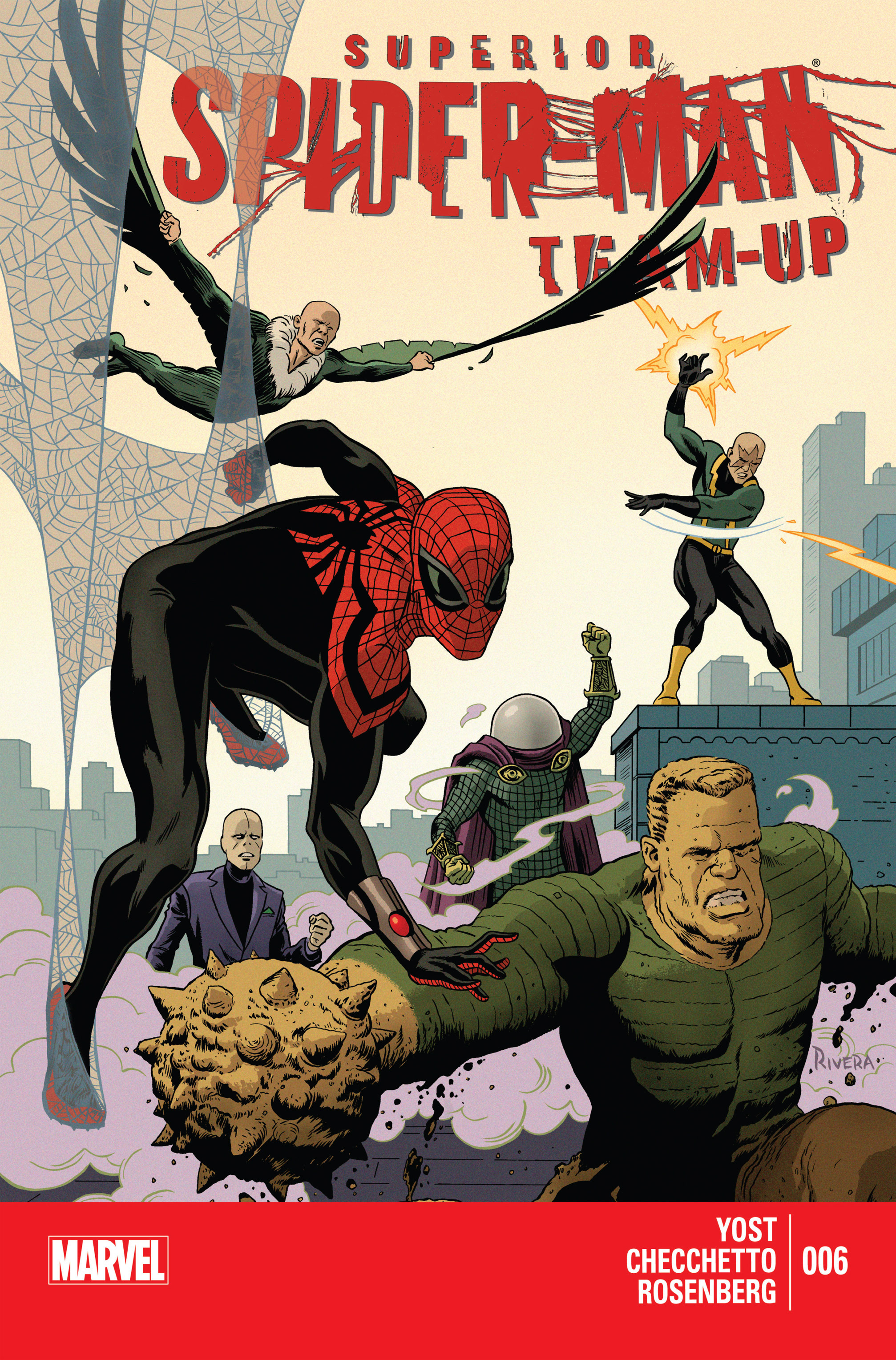 Superior Spider-Man Team-Up Vol 1 6