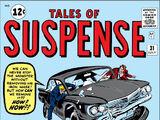 Tales of Suspense Vol 1 31
