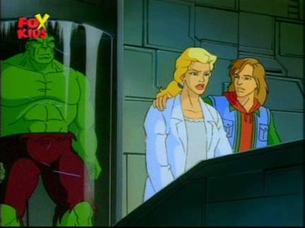 The Incredible Hulk (1996 animated series) Season 1 11