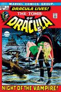 Tomb of Dracula Vol 1 1