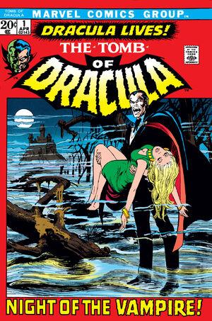 Tomb of Dracula Vol 1 1.jpg