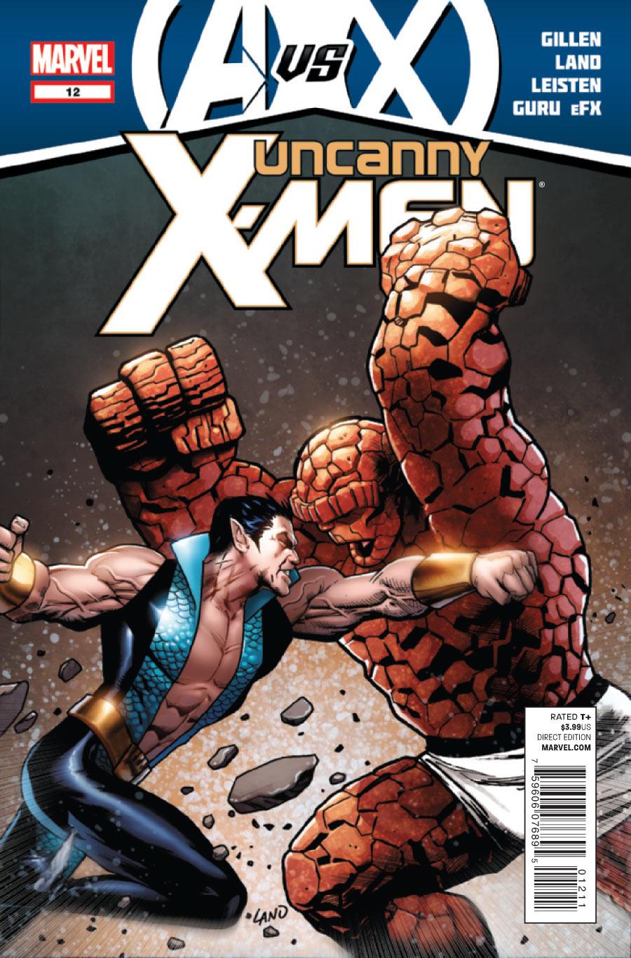 Uncanny X-Men Vol 2 12