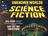 Unknown Worlds of Science Fiction Vol 1 1