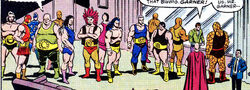 Unlimited Class Wrestling Federation (Earth-616) from Thing Vol 1 28 0001.jpg