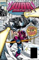 War Machine Vol 1 7