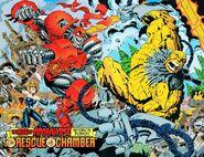 X-Men Chronicles Vol 1 2 Pinup 2