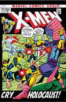 X-Men Vol 1 74