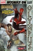 Assault on New Olympus Vol 1 1