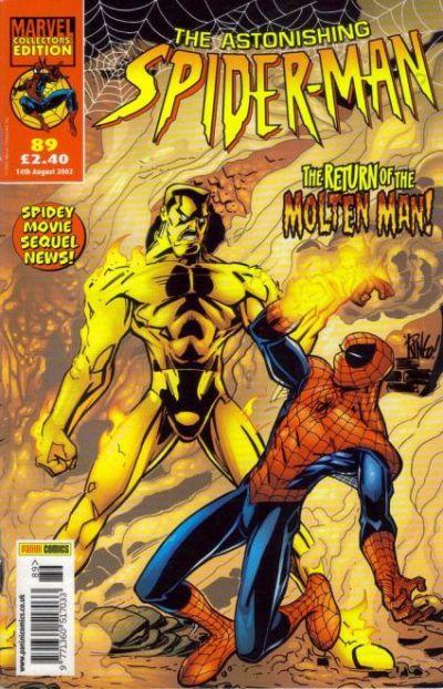 Astonishing Spider-Man Vol 1 89