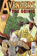 Avengers The Origin Vol 1 1