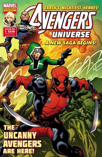 Avengers Universe (UK) Vol 2 2