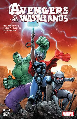 Avengers of the Wastelands TPB Vol 1 1.jpg