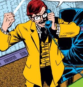 Benedict Pierce (Earth-616)