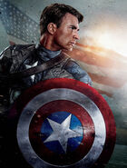 Captain America The First Avenger poster 003 textless