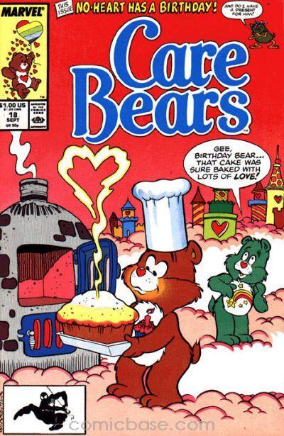 Care Bears Vol 1 18