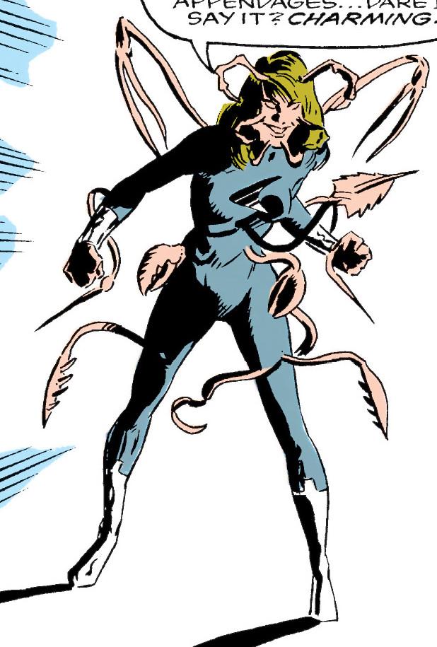 Charm (Weird Sisters) (Earth-616)
