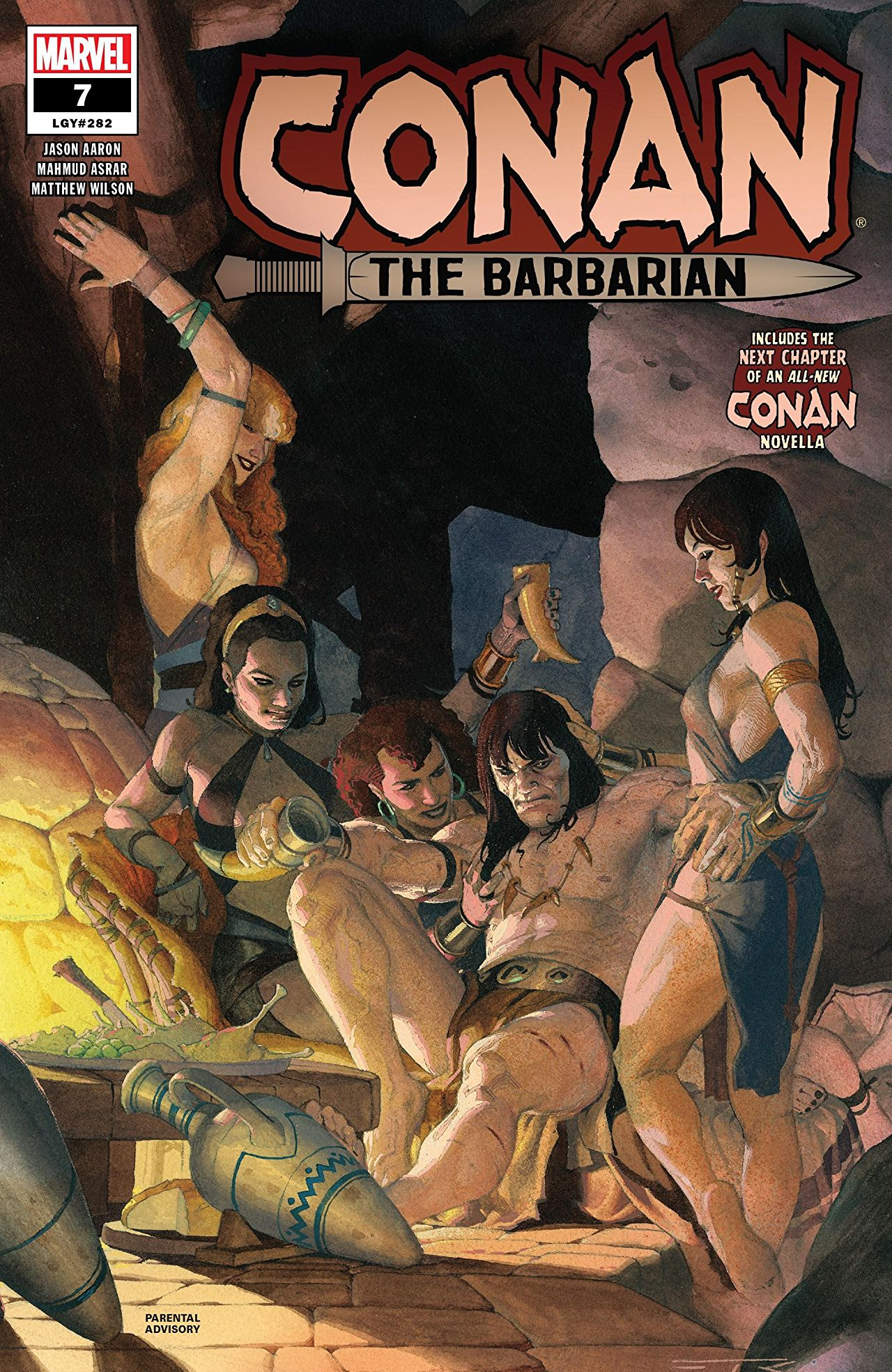 Conan the Barbarian Vol 3 7