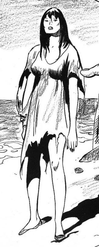 Dalili (Earth-616)