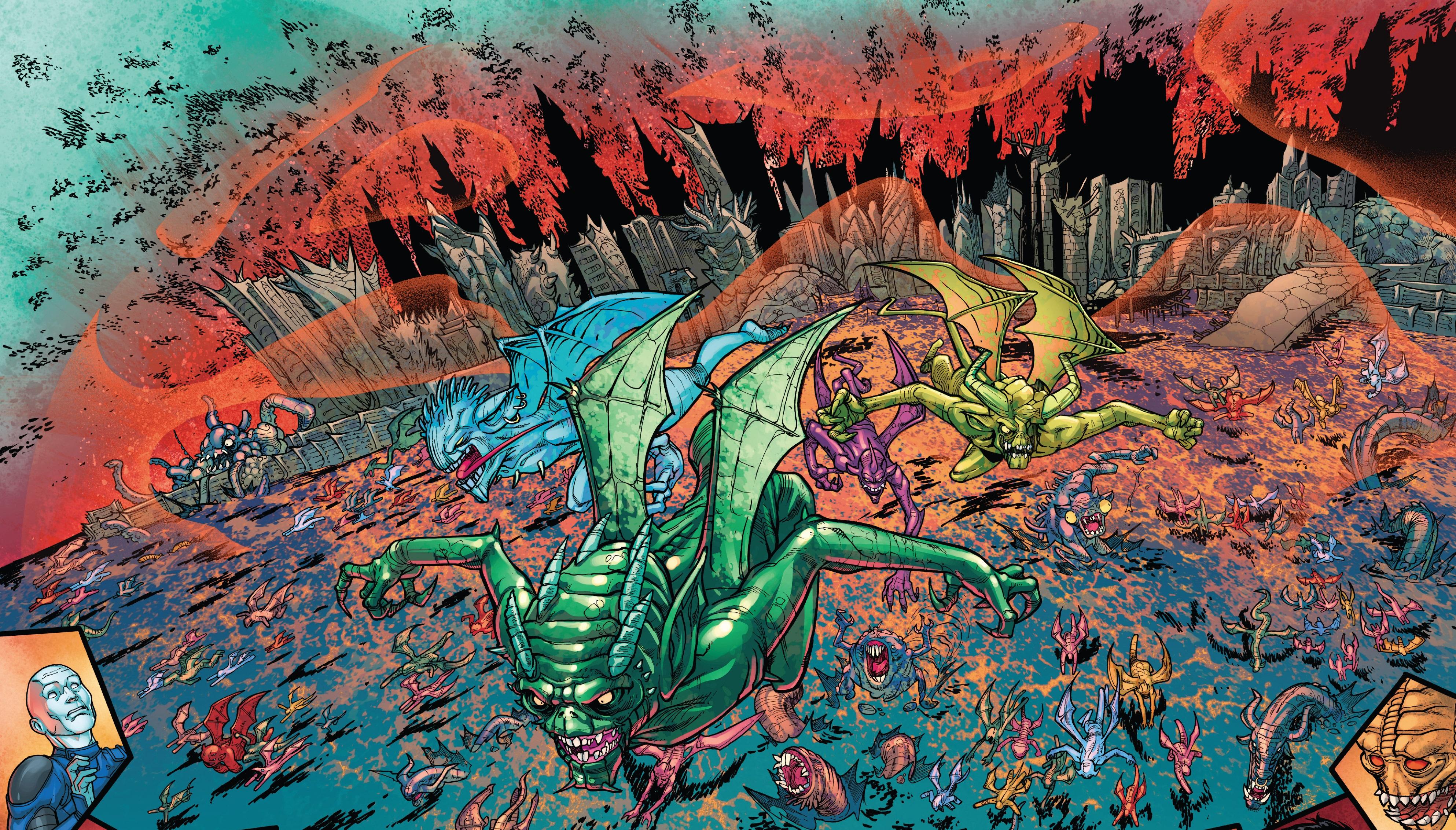 Demon Horde (Earth-91240)