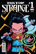 Doctor Strange Annual Vol 2 1 Young Variant