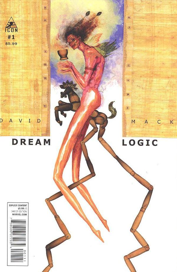 Dream Logic Vol 1