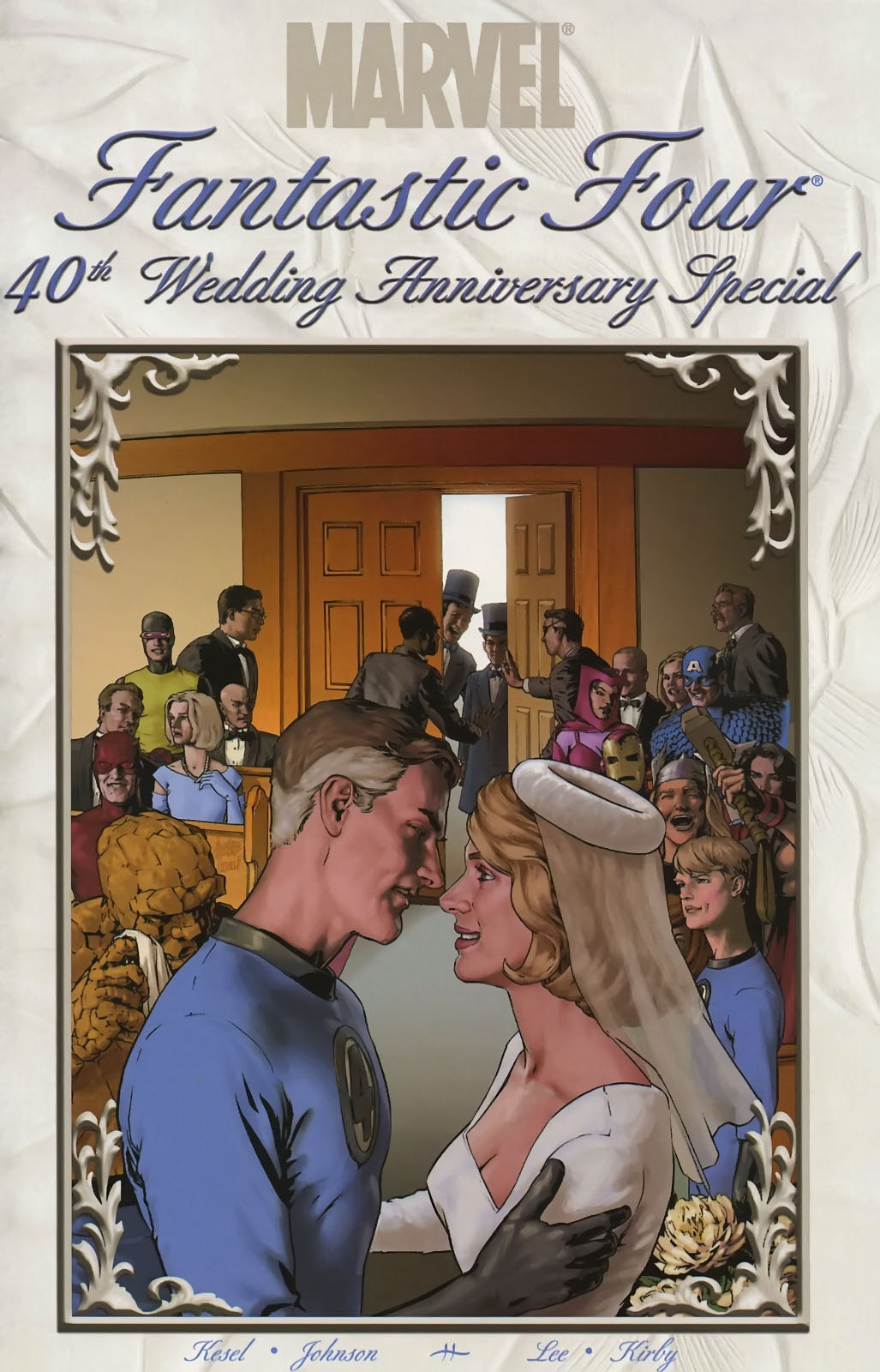 Fantastic Four: The Wedding Special Vol 1 1
