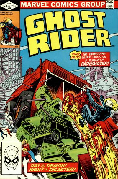 Ghost Rider Vol 2 69