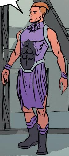 Hawkeye (Max) (Earth-TRN632)