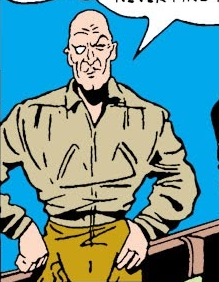 Herr Kopf (Earth-616)