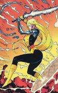 Illyana Rasputina (Earth-616) from X-Men (Trading Cards) 0001