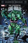 Immortal She-Hulk Vol 1 1