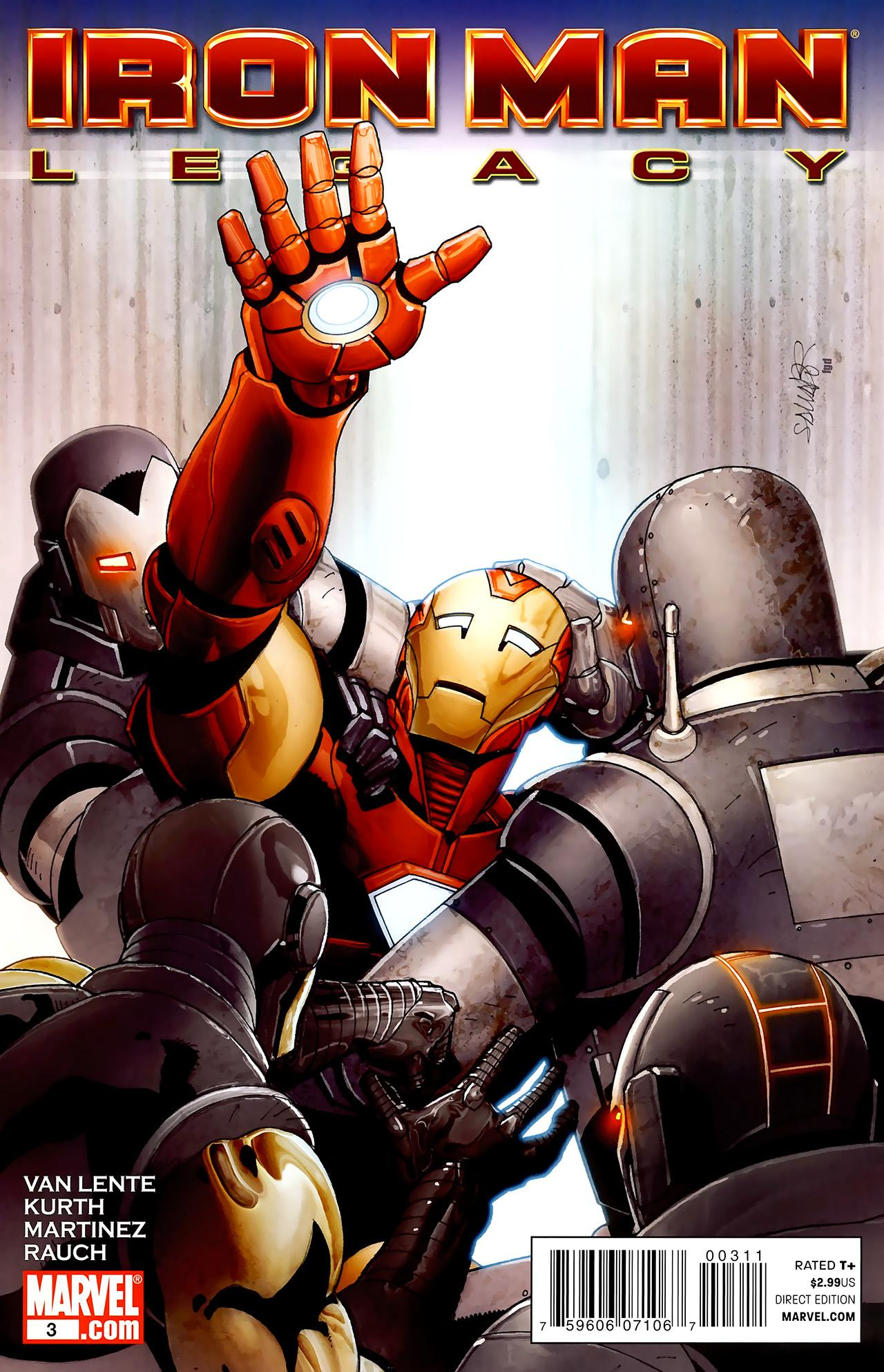 Iron Man: Legacy Vol 1 3