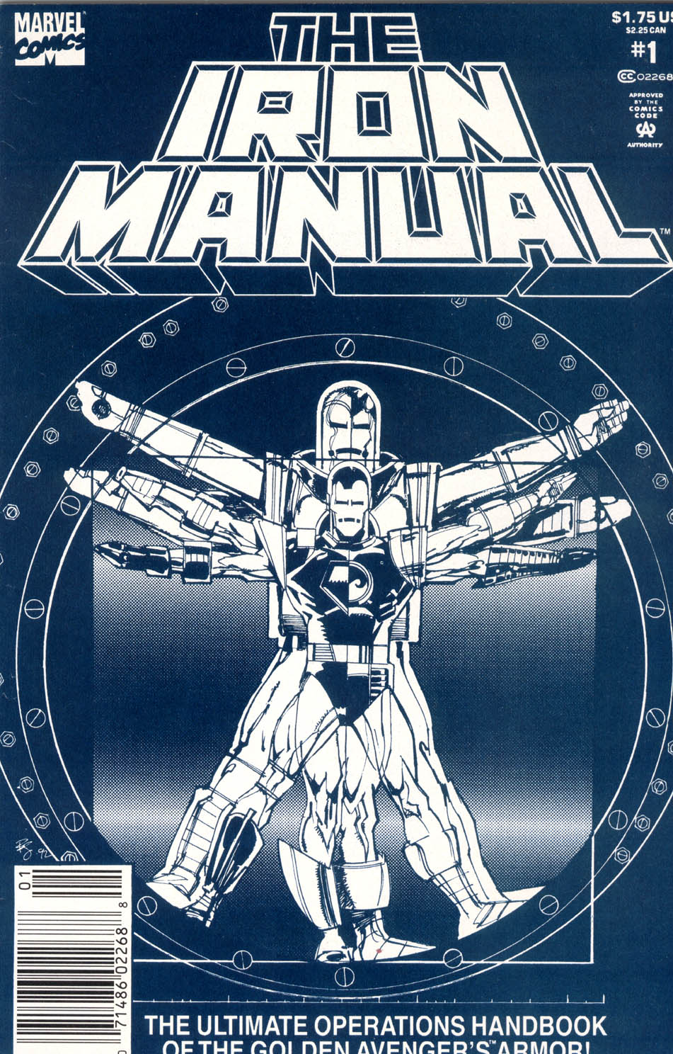 Iron Manual Vol 1