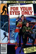 James Bond For Your Eyes Only Vol 1 1