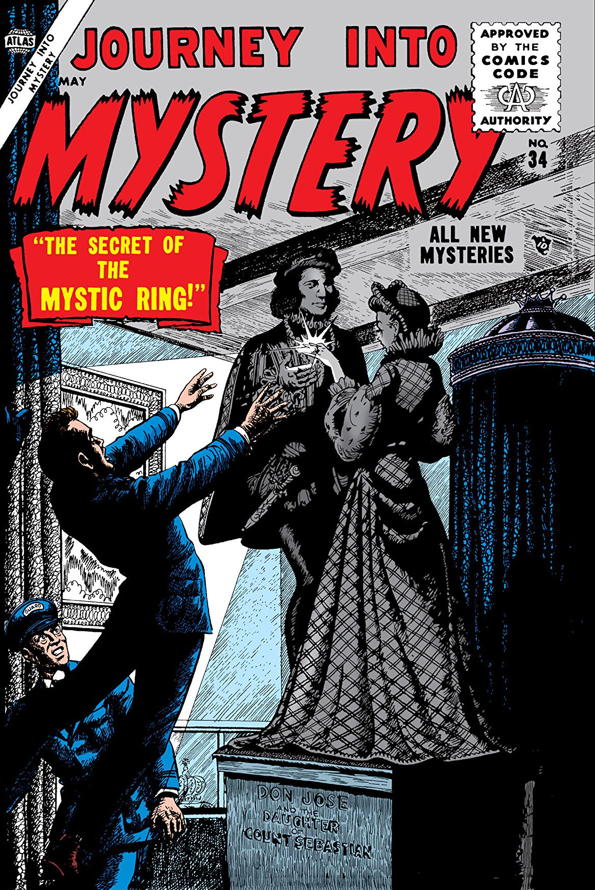 Journey into Mystery Vol 1 34